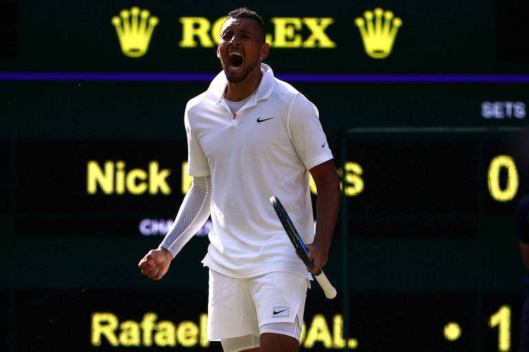 Controvérsias da carreira de Nick Kyrgios