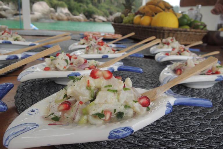 Restaurante-barco