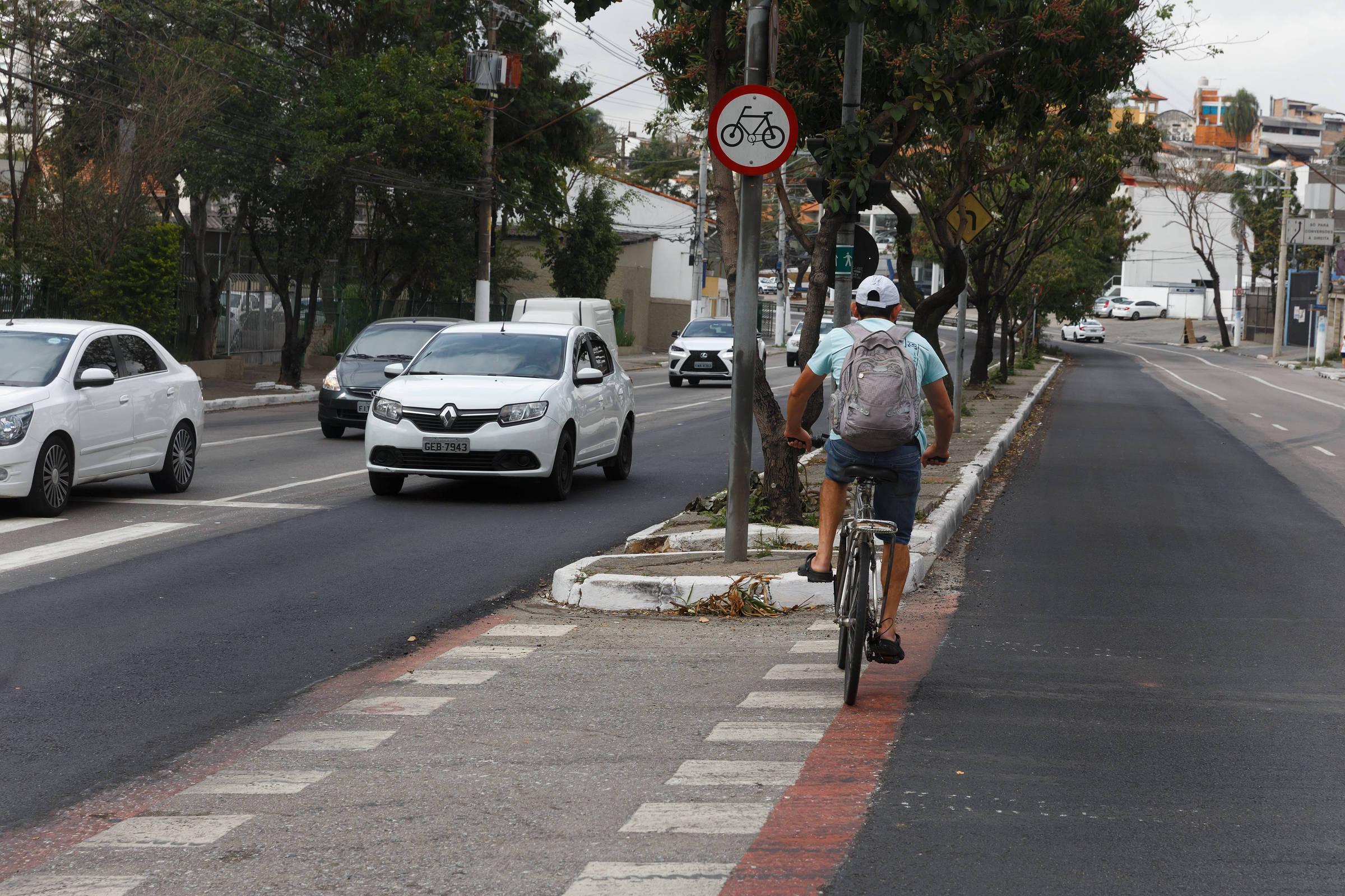 Gestão Covas consulta só vereadores aliados sobre quais ciclovias eliminar em SP