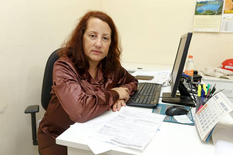 Aparecida de Fátima Scarlino, 49 anos, da Bela Vista (região central), relata que entrou com recurso sobre o caso, mas o pedido foi negado pelo DSV (Departamento de Operação do Sistema Viário)