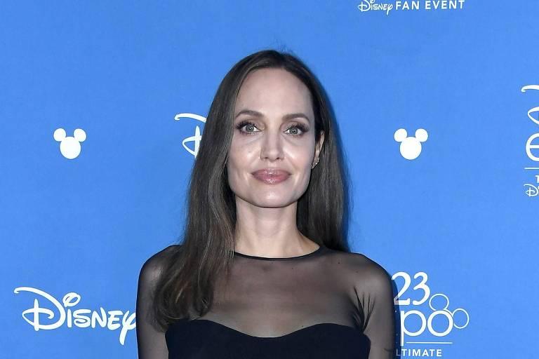 Angelina Jolie na D23 Expo 2019