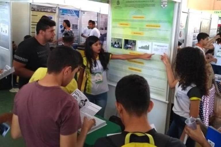 Projeto começou como uma pesquisa para a feira de ciências