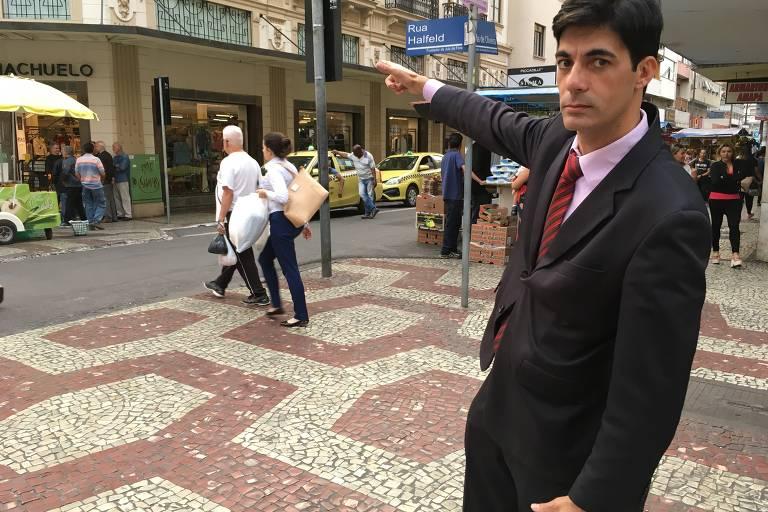 Juiz de Fora relembra facada em Bolsonaro após um ano