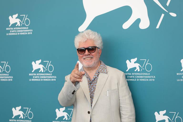 Festival de Veneza exibirá novo filme de Pedro Almodóvar em setembro