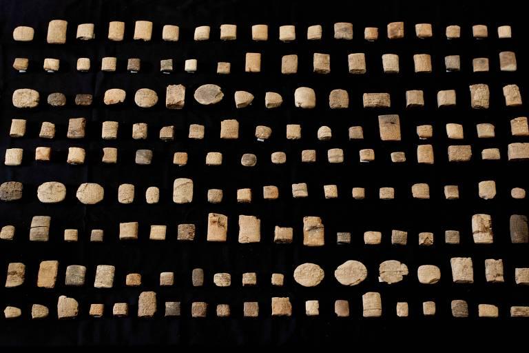 Museu Britânico devolve ao Iraque tabuletas roubadas