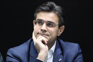 O vice-governador de SP, Rodrigo Garcia (DEM)