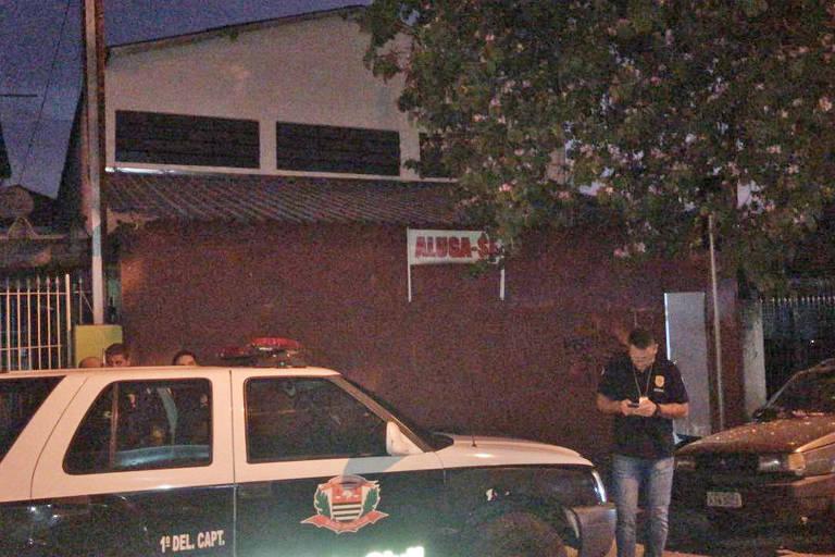 Polícia estoura seis bingos na capital paulista