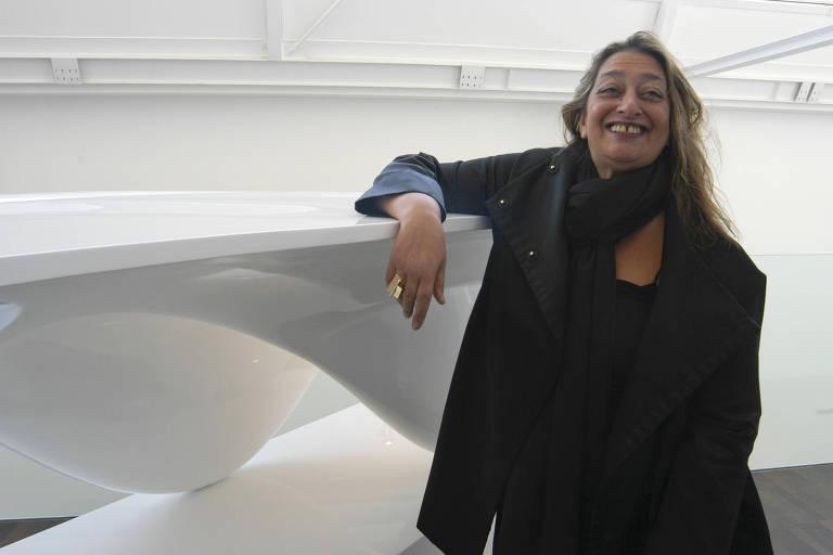 Zaha Hadid, única a ganhar o Pritzker