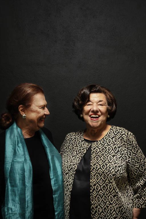 Ruth Rocha e Ana Maria Machado fazem 50 anos de carreira