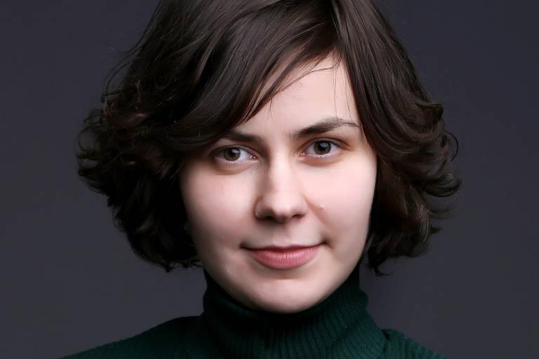 Alyona Kochetkova, 31, fotógrafa russa e professora de fotografia; ela teve um câncer de mama em 2107 e, durante o tratamento, fez a série de autorretratos 'How I Fell Ill', que mostravam a evolução da doença