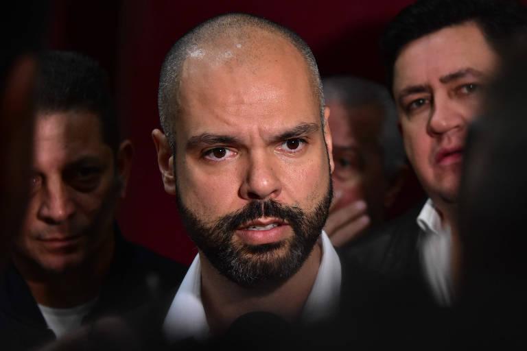 O prefeito de São Paulo, Bruno Covas (PSDB), que nega desistir de reeleição