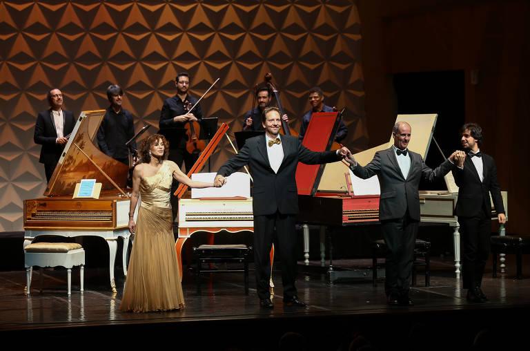 Veja fotos do concerto de abertura do festival Baroque in Rio