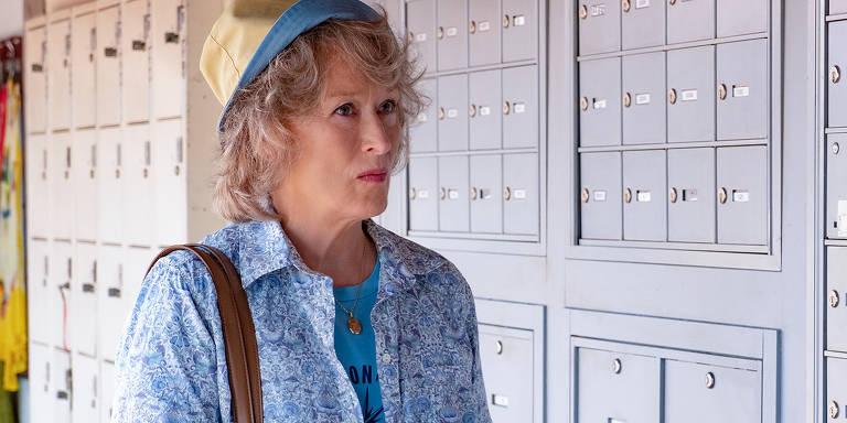 Meryl Streep protagoniza trama sobre Panama Papers em 'Laundromat', exibido em Veneza