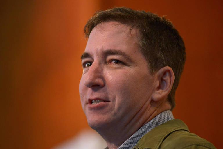 O autor e jornalista Glenn Greenwald
