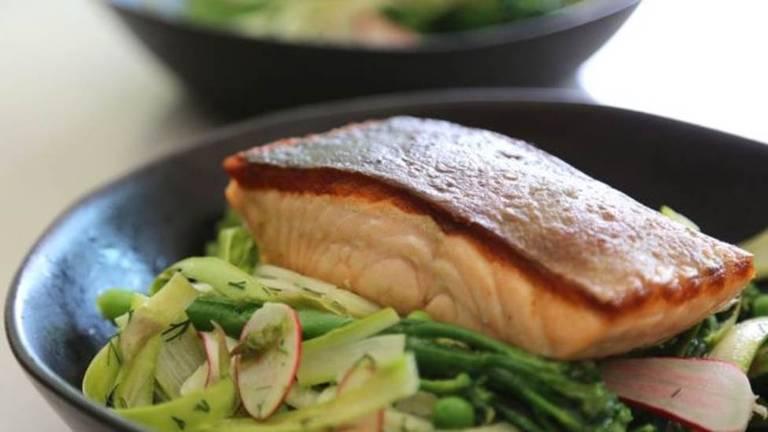 Cozinheiros argentinos tiram salmão do cardápio