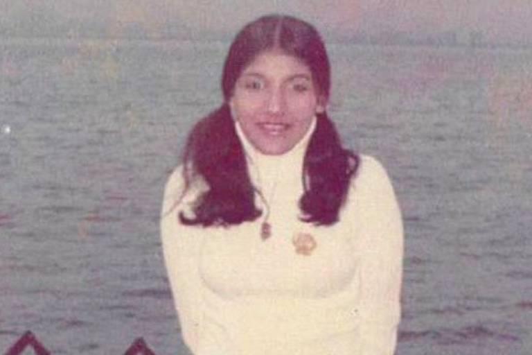 Quando jovem, Laila diz que teve dificuldade para se adaptar ao inverno frio de Nova York