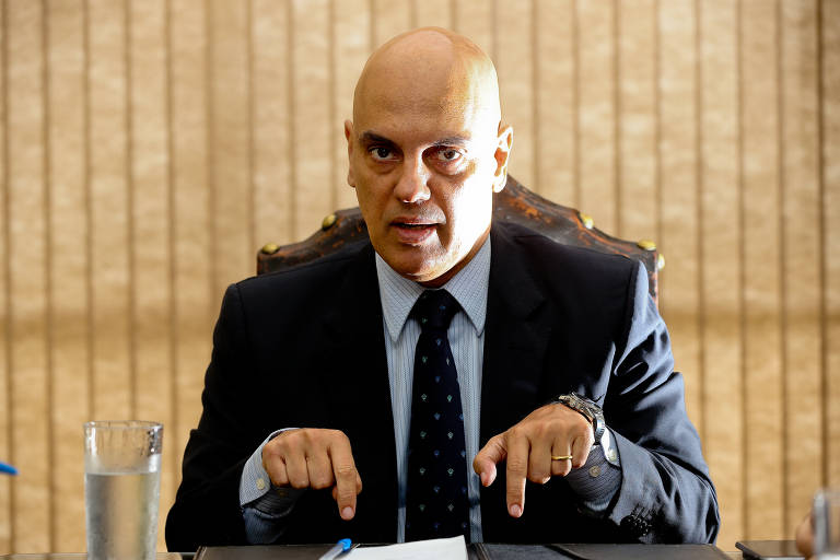 Este é Alexandre de Moraes, do MP ao STF