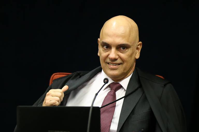 Este é Alexandre de Moraes, do MP ao STF