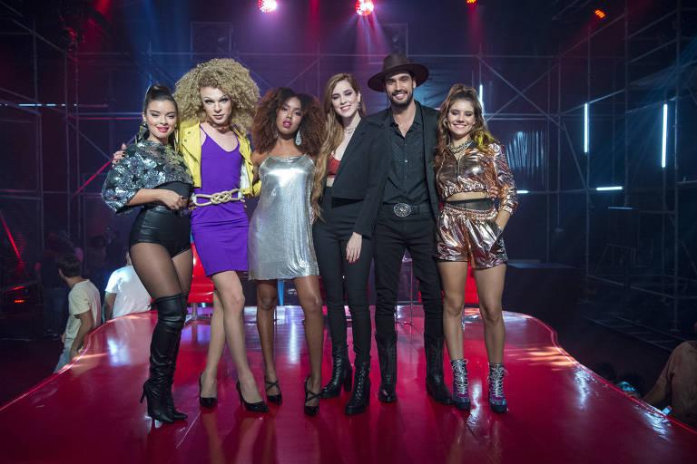 Reality show em Malhação: Toda Forma de Amar