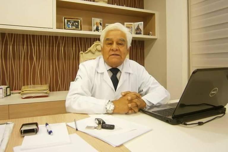 Cirurgião plástico e ginecologista German Ernesto Jimenez Carrillo