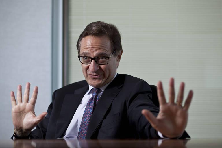 Steven Neil Kaplan, professor de Harvard e economista, em entrevista para a Folha
