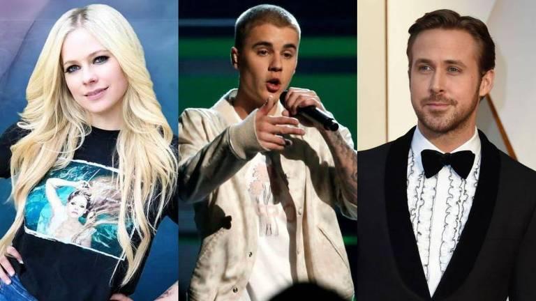 Justin Bieber revela parentesco com Avril Lavigne e Ryan Gosling