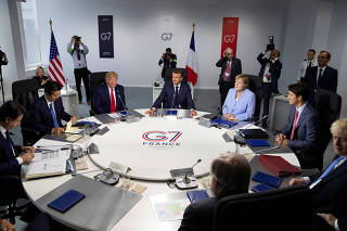G7 Summit in France