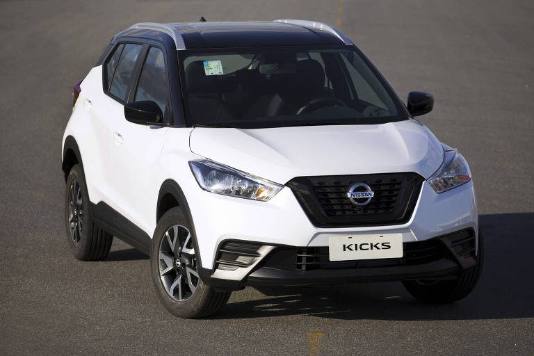 Nissan Kicks ganha série especial