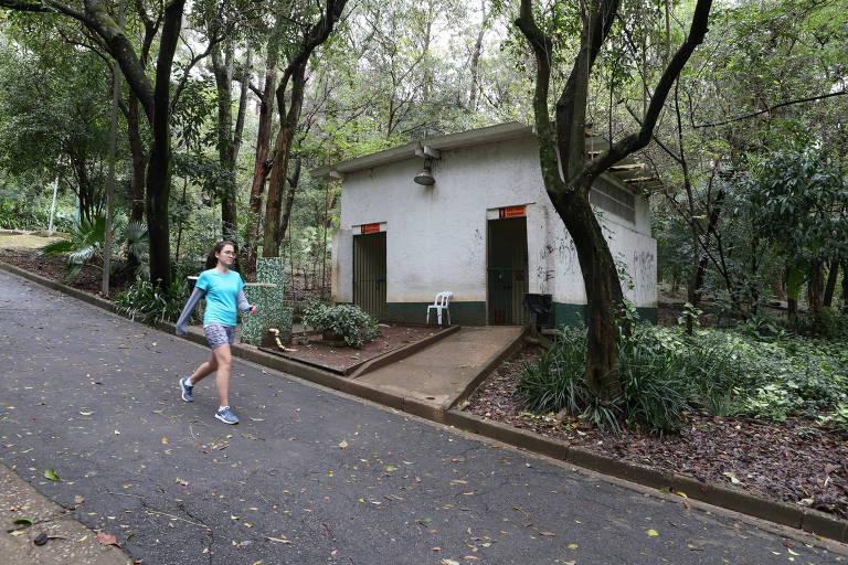 Parques fecham banheiros na capital paulista