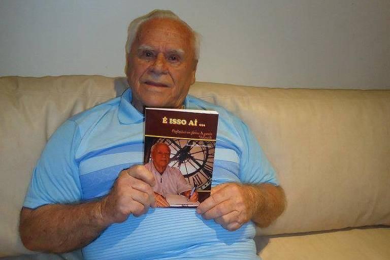 Militar, escritor e poeta Guaracy Fontes Monteiro