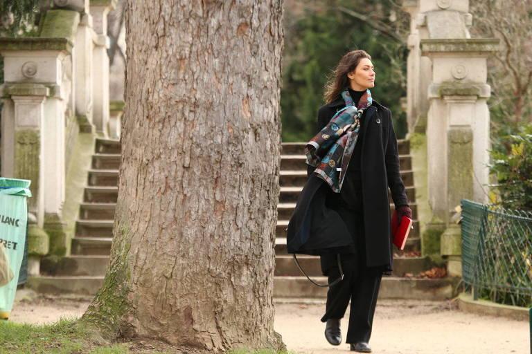 Maria Fernanda Cândido em 'O Incerto Lugar do Desejo'
