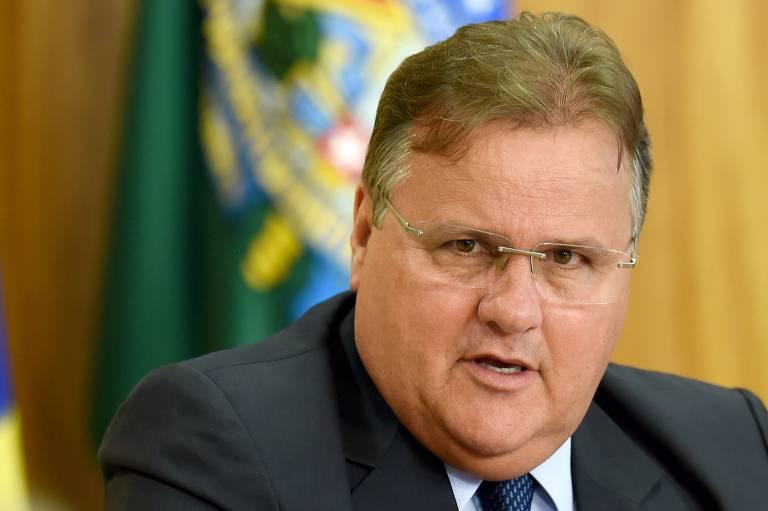 """O ex-ministro Geddel Vieira Lima, réu no STF no caso do """"bunker"""" que escondia R$ 51 milhões em seu apartamento em Salvador"""