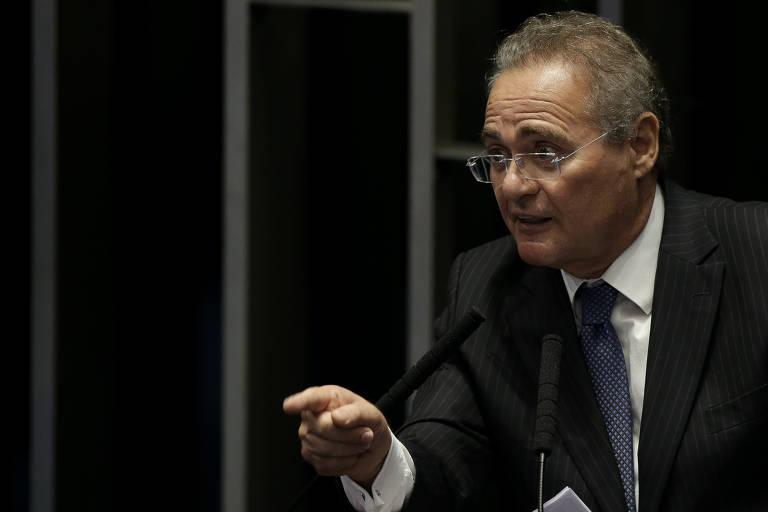 Lewandowski, do STF, autoriza acesso de Renan a mensagens hackeadas da Lava Jato