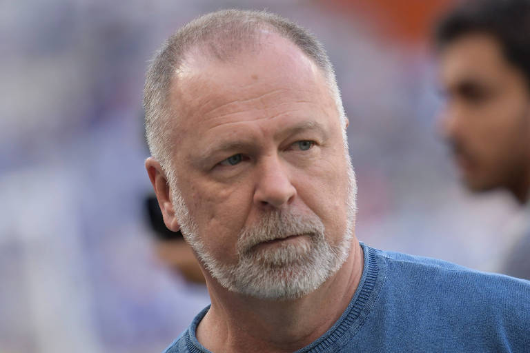 Técnicos do Palmeiras na gestão Alexandre Mattos