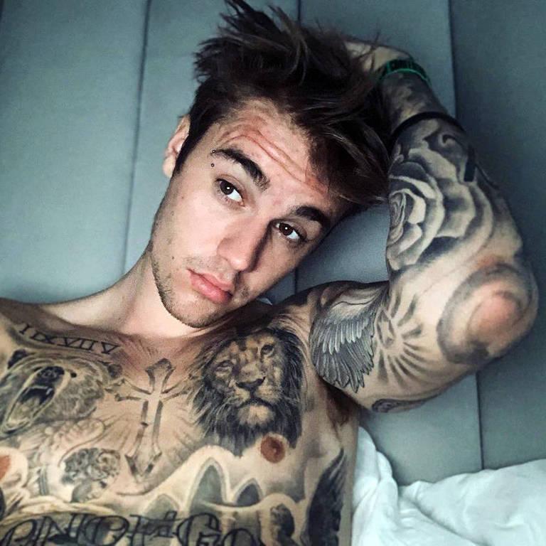 Imagens do cantor Justin Bieber