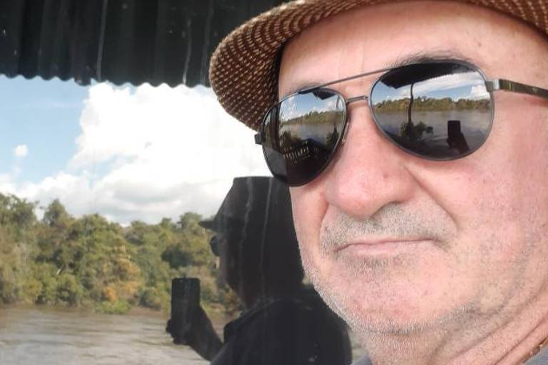 Jornalista Adécio Piran tem escolta policial 24 horas por dia após denunciar o Dia do Fogo em Novo Progresso, no Pará
