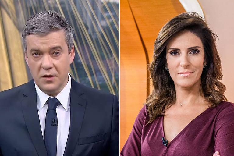 Roberto Kovalick assume a apresentação do Hora 1 no lugar de Monalisa Perrone, que vai para a CNN