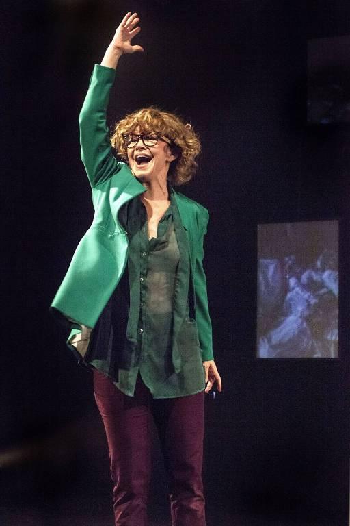 Imagens da atriz Júlia Lemmertz