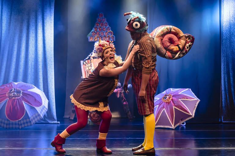 Musical infantil 'A Borboleta sem Asas'