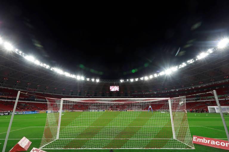Estádio Beira-Rio, sede do Internacional