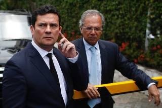 Moro aceita convite para ser ministro de Bolsonaro