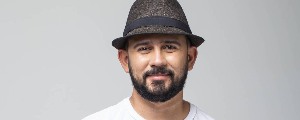 Retrato do escritor Braulio Bessa