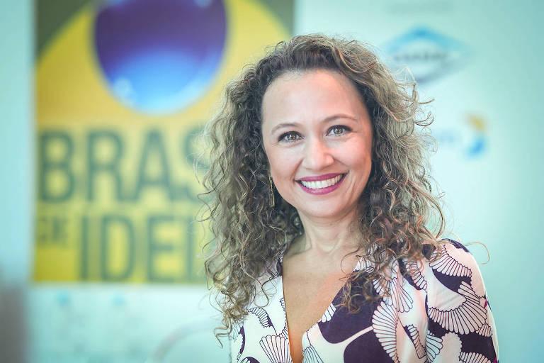 Karim Miskulin - Cientista política, diretora-executiva do Grupo Voto e presidente do Movimento Brasil de Ideias