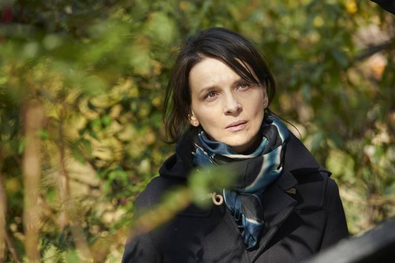 Juliette Binoche no filme 'Vision'