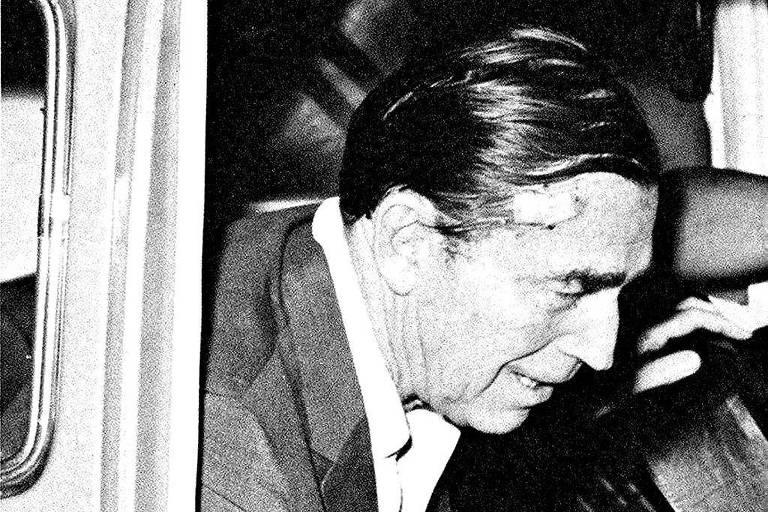 O embaixador norte-americano no Brasil, Charles Burke Elbrick, sequestrado em 1969.