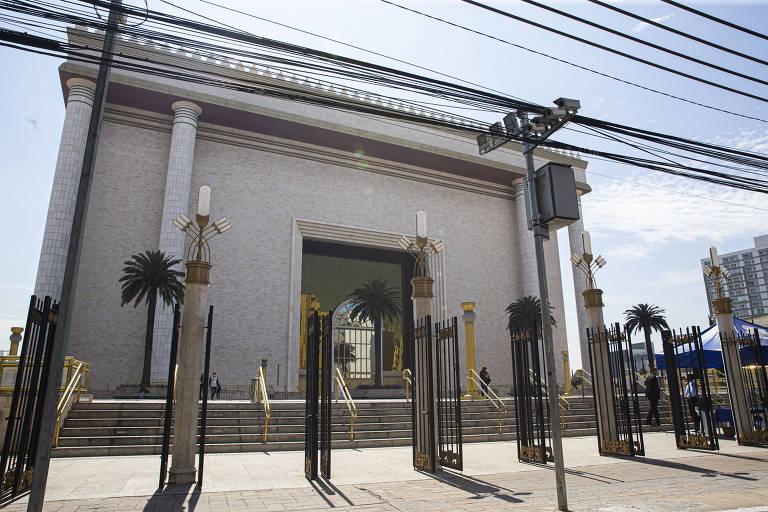 Avenida Celso Garcia é a sétima rua com mais templos; a primeira é a avenida Sapopemba