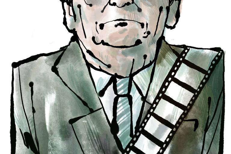 Ilustração da capa da Ilustrada de 04.set