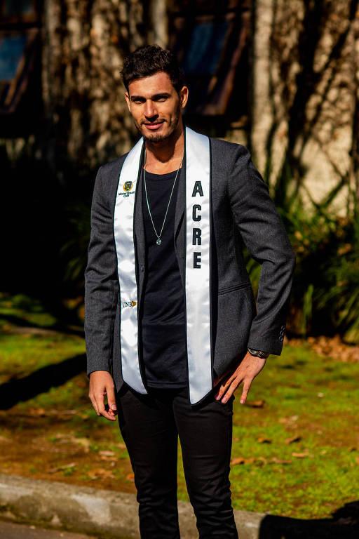 Mister Brasil CNB 2019