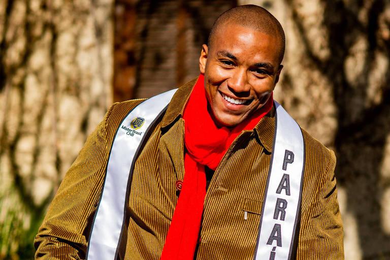 Ítalo Cerqueira, eleito Mister Brasil CNB 2019