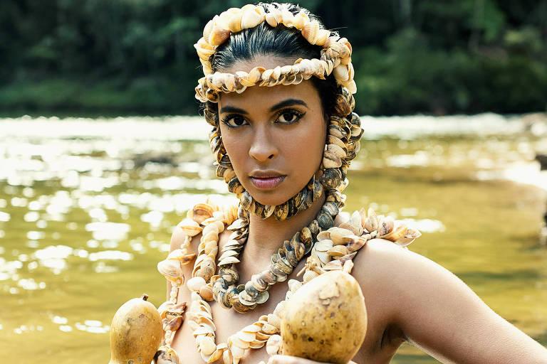 A cantora sergipana Héloa